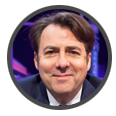Jonathan Ross reacting to Noel Qualter's performance on Penn & Teller Fool Us